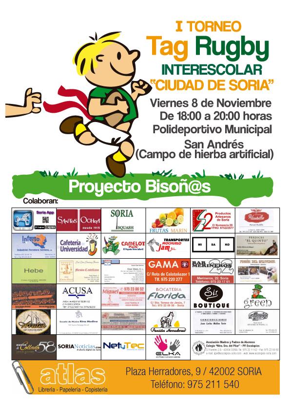 cartel_1Torneo-TagRugby-Interescolar-Ciudad-de-Soria_2013