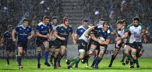 Leinster v Connacht - Guinness PRO12 Round 11